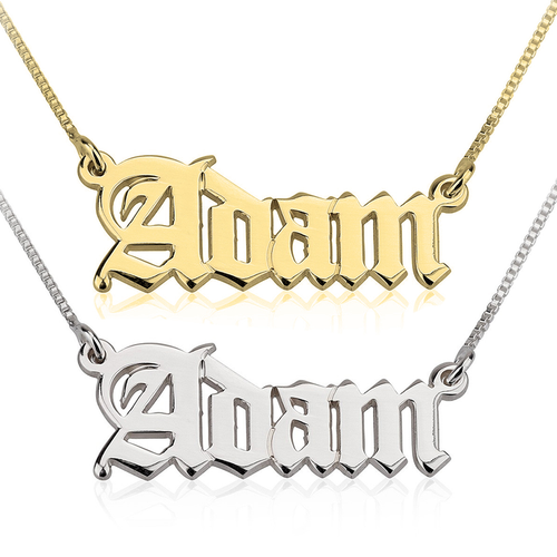Annie Name Necklace - LazerPoints.com