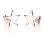Shinning Star Stud Earrings - LazerPoints.com