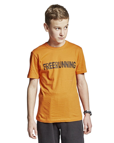 """Freerunning"" T-shirt - parkourshop"