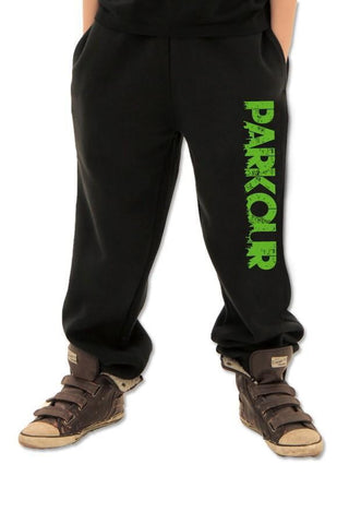 PARKOUR SWEATPANTS W/ LOGO - parkourshop