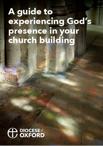 A guide to experiencing God's presence in your church building