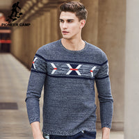 Pioneer Camp New arrival brand sweater men top quality fashion male pullover sweaters casual knitted sweaters for men 611228