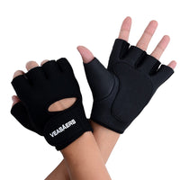 Gym Body Building Training Fitness Gloves Sports Weight Lifting Exercise Slip-Resistant Men Women Gloves