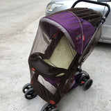 Baby Stroller Pushchair Mosquito Insect Shield Net Safe Infants Protection Mesh Stroller Accessories Mosquito Net 150cm