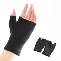 Fashion Women Winter Fingerless Gloves,Unisex Hand Warmer Long Female Gloves Mittens