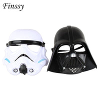Star Wars Mask Darth Vader for Kids Empire Storm Clone trooper Cosplay soldiers Stormtrooper Party Halloween Mask for Kids