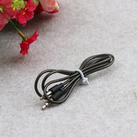 MOONBIFFY 3.5mm Male To Male Stereo Audio Jack Aux Auxiliary Cable For iPhone 6 5 5s For iPad MP3 Music Piayer in Car