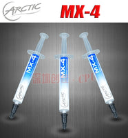Original ARCTIC MX-4 20g 8g 4g 2g 8.5W/MK CPU Thermal Compound Grease pads Heatsink Paste cooling for Overclocking processor