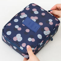 Neceser Zipper new Man Women Makeup bag Cosmetic bag beauty Case Make Up Organizer Toiletry bag kits Storage Travel Wash pouch