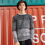 Pioneer Camp New men sweater brand clothing fashion knitted sweater pullover male quality 100% cotton autumn winter AMS702429