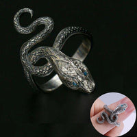 Ring Dark Souls 3 Covetous Silver Serpent Metal Rings Dark Souls Equipment Cosplay Ring Accessories Woman Man Ring High Quality