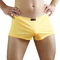 Sexy Mens Underwear Briefs Shorts Pouch Soft Underpants BK/L