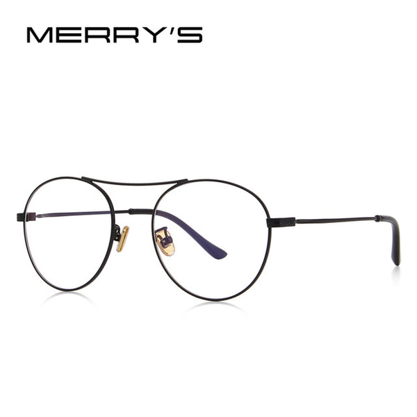 MERRY'S DESIGN Men/Women Fashion Oval Optical Frames Eyeglasses S'2070