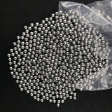 100 pcs/Lot 4mm 5mm 6mm Steel Balls Slingshot Hunting High-carbon Steel Slingshot Balls Catapult Slingshot Hitting Ammo Steel