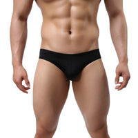 S-L Sexy Underwear Men Soft Breathable Briefs Shorts Men's Bulge Pouch Underpants Ropa interior para hombres