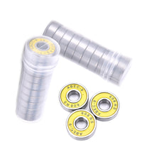 10 Pcs Red ABEC 9 Stainless Steel Bearings High Performance Roller Skate Scooter Skateboard Wheel