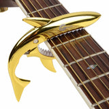 Shark Guitar Capo String Capotraste Violao for Acoustic Electric Guitarra Bass 6 Strings