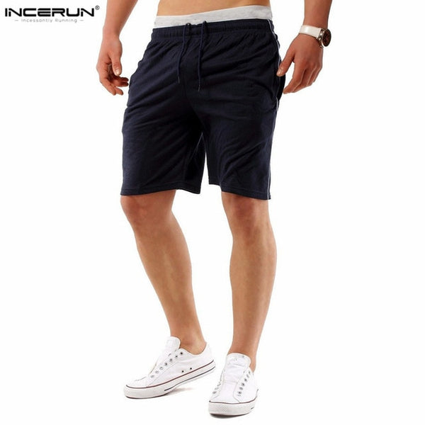 Summer Men Shorts Bermuda Sportswear Elastic Waist Casual Male Shorts Men Fashion Shorts Leisure Jogger Short Trousers Tracksuit