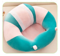 baby Infant Kids Children multifunction Travel Sitting soft Protective Pillow Floor Cushion Sofa feeding dining Seat Chair