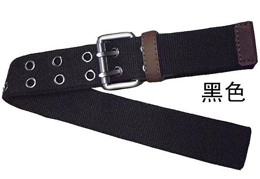 Fashion Casual mens belt buckle canvas Pin Belts fashion Unisex Womens canvas belt for men free shipping 7 Colors D084