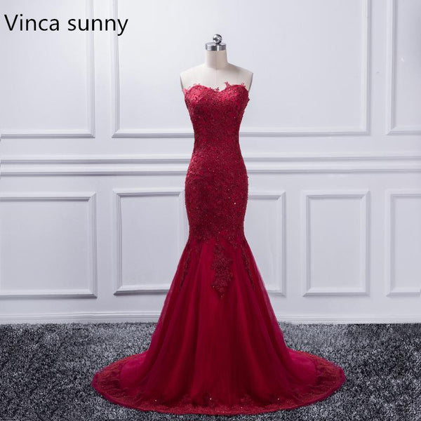 Real Photo Luxurious Croset Bodice Lace Top Quality Burgundy Mermaid Wedding Dresses 2018 Lace gray Wedding Gown Plus Size