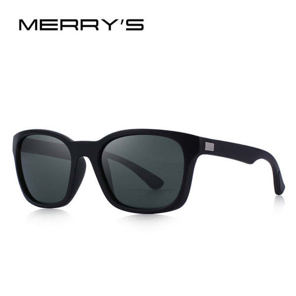 MERRY'S DESIGN Men Polarized Sunglasses Outdoor Sports Male Eyewear 100% UV Protection S'8458
