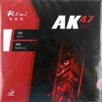 Original Palio  AK47 AK-47 AK 47 RED  Matt Pips-in table tennis  pingpong rubber 2.2mm H45-47