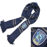Ainiel Magic School Cosplay Scarves Slytherin scarf Winter Neckerchief Gryffindor Ravenclaw Slytherin Hufflepuff Scarf