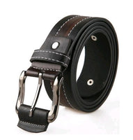 HEE GRAND Fashion Men PU Belt 2018 Hot Cowskin Classic Belt Men Stylish Rivet Belts New Patchwork Design PYP007