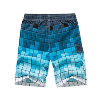 2018 Summer Beach Shorts Men Plus Size Mens Brand Clothing Boardshorts Man's Casual Hawaii Short Quick Dry Bermuda