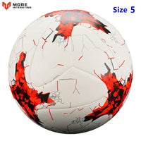 2018 Premier PU Soccer Ball Official Size 4 Size 5 Football Goal League Outdoor Match Training Balls Gifts futbol voetbal bola