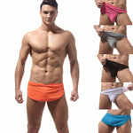 Trunks Sexy Underwear Men's Boxer Briefs Shorts Bulge Pouch Underpants