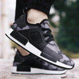 New men 's shoes breathable casual shoes lace sports shoes fashion shoes