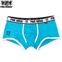 4colors Men Underwear Boxers Sexy underpant Cotton Male Panties Shorts Cartoon Printing dropshipping