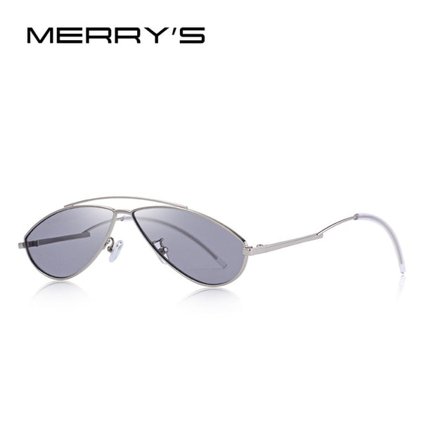 MERRY'S DESIGN Women Brand Designer Sunglasses Fashion Oval Sunglasses UV400 Protection S'6511