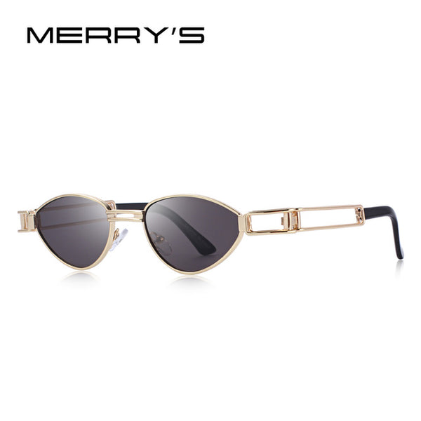 MERRY'S DESIGN Men/Women Steampunk Sunglasses Vintage Sunglasses UV400 Protection S'6171