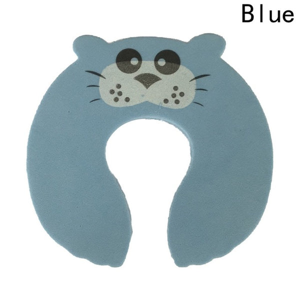 1 Pc Protection Baby Safety Cute Animal Security Card Door Stopper Baby Newborn Care Child Lock Protection From Children