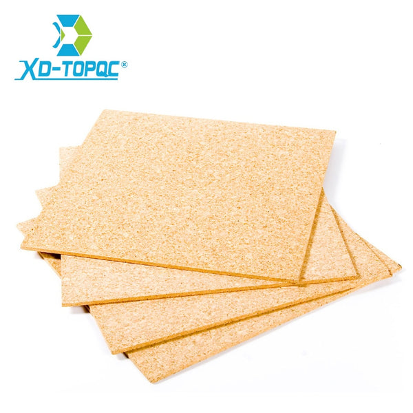 XINDI Cork Board 30*30cm Cork Stick Bulletin Memo Pin Board Photos Message Boards Wall Prikbord Bacheca Sughero Free Shipping