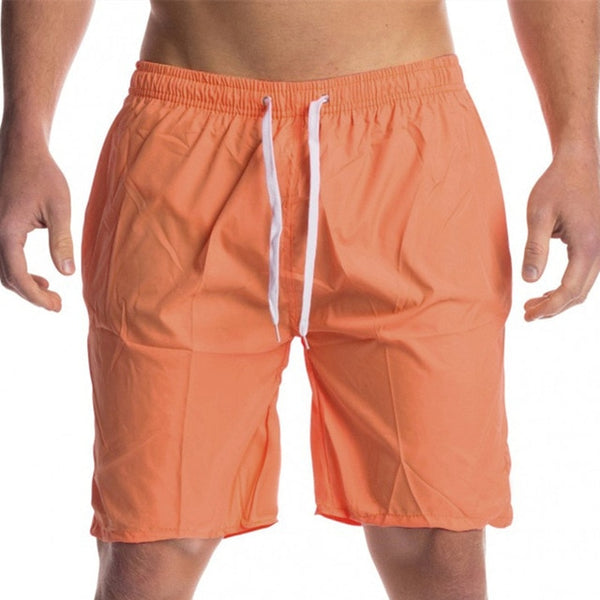 INCERUN Brand Quick Dry Mens Shorts Summer Mens Board Shorts Beach Swimwear Trunks Beach Shorts Men Bermuda Sea Short Pants
