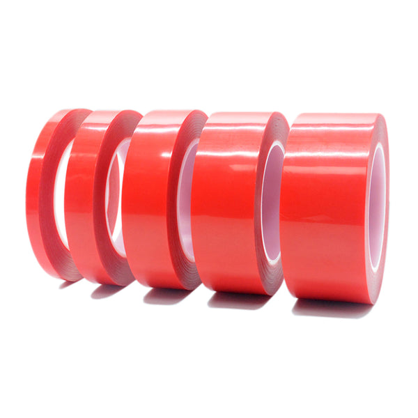 1 Roll 3m Double Sided Adhesive Tape High Strength Acrylic Transparent No Traces Sticker for Car Fixed Phone Tablet LCD Screen