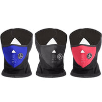 Unisex Anti Cold Fleece Ski Mask