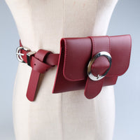 COWATHER Women decorated belt fashion bag design belts for women pu leather strap pin buckle waist belts newest female straps