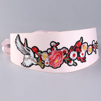 COWATHER decorated women belt newest design belts for women fashion strap vintage female straps high quality female cummerbunds