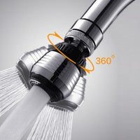 360 Degree Rotate aerator Kitchen Faucet Water Bubbler Water Saving Tap Aerator Connector Diffuser Faucet Nozzle Filter Adapter