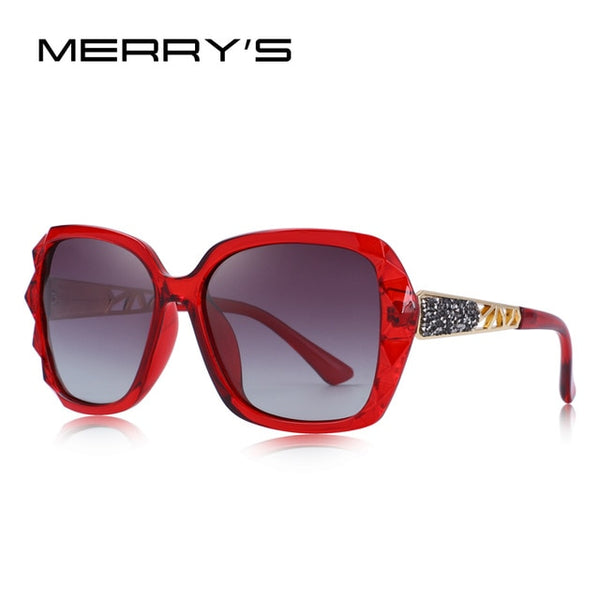 MERRY'S DESIGN Women Classic Polarized Sunglasses UV400 Protection S'6130