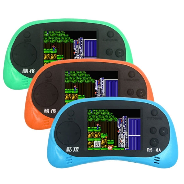 XINYUANSHUNTONG TFT Display Handheld Game Player Built-In 260 Classic Video Game Console