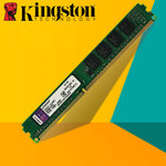 Kingston Desktop PC Memory RAM Memoria Module DDR2 800 667 MHz PC2 6400 16GB 8GB 4GB 2GB 1GB  DDR3 1600 1333 MHz PC3-10600 12800