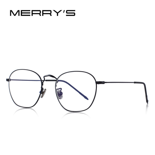 MERRY'S DESIGN Men/Women Fashion Rectangle Glasses Retro Blue Light Blocking Optical Frames Eyeglasses S'2091