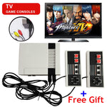 NEW Retro Classic Mini TV Game Console Video Game Console Player 620 Built-in Games For NES 8 Bit Mini Consoles Game TV Console