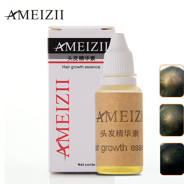 AIMEIZI Hair Growth Essence Hair Loss Liquid 20ml damage hair repair treatment Dense Hair Grow Fast Restoration Pilatory Ginger